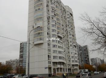 Новостройка ЖК Дом на Коломенской набережной